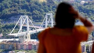 Swiss Re könnte für das Genua-Unglück zur Kasse kommen