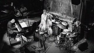 In St. Moritz spielen Jazz-Stars in Wohnzimmer-Atmosphäre