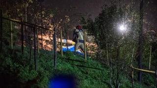 Zwei Tote nach Erdrutsch im Tessin
