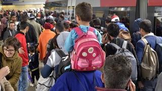 Österreich stoppt Zugverkehr mit Ungarn