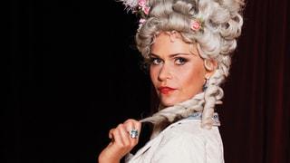 Society-Queen Irina Beller erklärt den Barock
