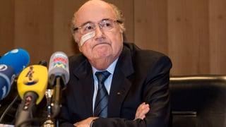 «Whistleblower» liefert belastendes Material gegen Sepp Blatter