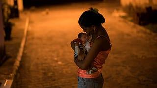 Zika-Virus breitet sich in Kolumbien explosionsartig aus