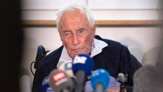 104-jähriger Australier Goodall friedlich eingeschlafen