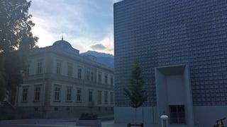 Post dal directur dal museum d'art è vacant