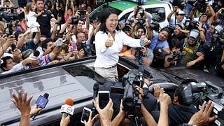 Es kommt zur Stichwahl in Peru