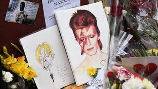 Bowie zwischen Bettgeschichten, Blauschimmelkäse und Bücherlisten