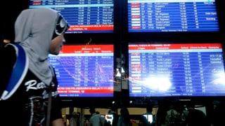 Einreiseverbot für Green-Card-Besitzer aus muslimischen Ländern