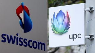 Charplina tranter Swisscom e UPC cuntinuescha