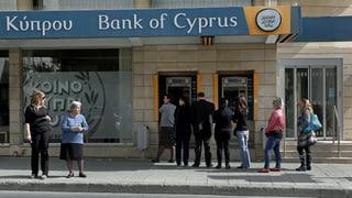 Zypern vor Pleite gerettet – Hilfspaket vereinbart
