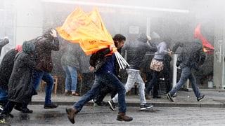Novas protestas ad Istanbul