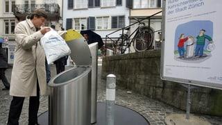 Keine Bedenken mehr gegenüber unterirdischen Abfall-Container