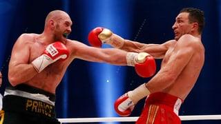 Fury entthront Klitschko