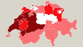 Wird die ganze Zentralschweiz zur SP-freien Zone?