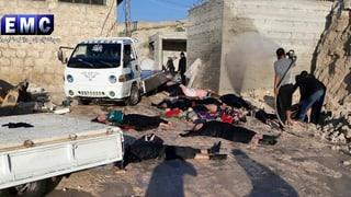 «Damaskus ist es völlig egal, wenn viele Zivilisten sterben»