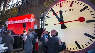 Neuer Bahnhof für Zürich – neue Probleme für die SBB