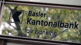 Basler Kantonalbank regelt Sünden aus der Vergangenheit