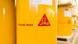 Sika schreibt grössten Gewinn der Unternehmensgeschichte