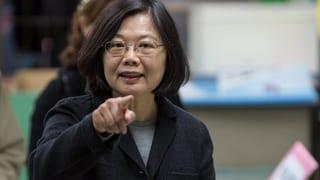 Wechsel an Taiwans Spitze: Droht jetzt Krise mit China?