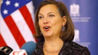 US-Diplomatin schimpft: «F*** the EU»