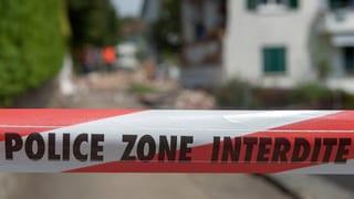 Kriminalität in BE FR VS ist - fast überall - rückläufig