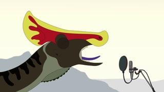 Video «Ralph und die Dinosaurier: Olorotitan (15/26)» abspielen
