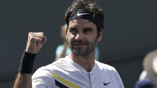 Federer übertrifft sich selbst