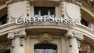 Credit Suisse schreibt 983 Millionen Verlust