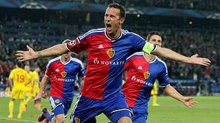 Marco Streller - der «kickende FCB-Fan»