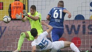 So bezwang Luzern den FCZ