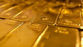Zuviel Gold wäre ein Problem für die Nationalbank