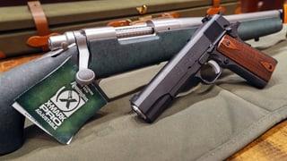 US-Waffenschmiede Remington ist pleite