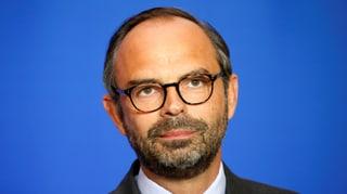 Premier Philippe: «Frankreich ist zurück»