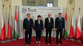 Östliche EU-Staaten wollen Balkanroute abriegeln