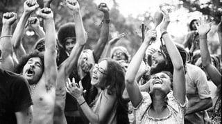 Wo sind die Hippies in der heutigen Musik? Sie machen Trap!