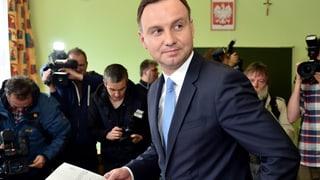 Patt bei Präsidentenwahl in Polen