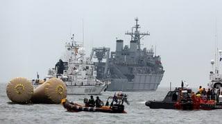 «Sewol»-Kapitän rechtfertigt Verzögerung bei Evakuierung