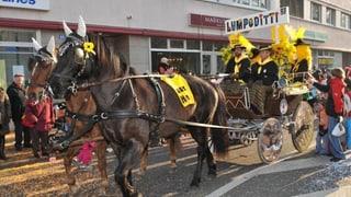 Keine Pferde an der Basler Fasnacht - Tierschützer fordern Verbot