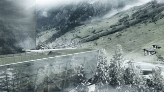 La «Femme de Vals» duai esser 381 meters auta