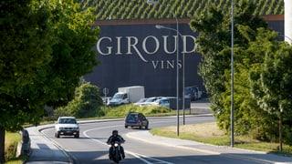 Weinhändler Giroud aus U-Haft entlassen