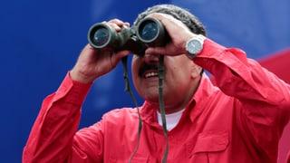 «Maduro fährt einen doppelzüngigen Kurs»