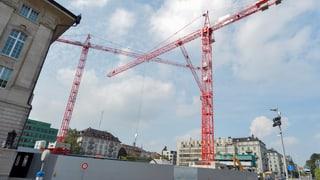 Swiss Re verzeichnet Gewinneinbruch
