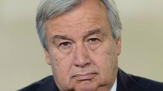 «Die internationale Gemeinschaft versagt»