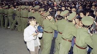 «Tiananmen ist nicht vorbei»: Dissidenten wollen weiterkämpfen