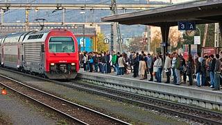 «Ein Mainzer Zug-Chaos ist in der Schweiz nicht vorstellbar»