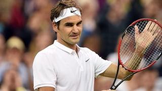 Wimbledon 2016: Roger Federer en l'otgavelfinal
