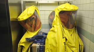 Ebola, die Hochrisiko-Fracht