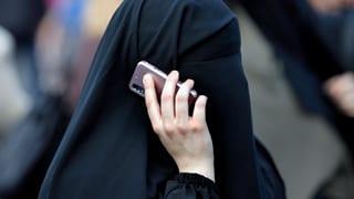 Zürcher SP-Regierungsrat Fehr fordert Verschleierungsverbot