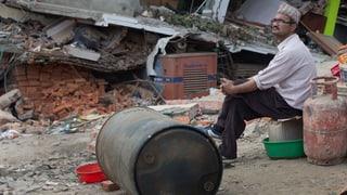 Zum Nachlesen: Das passierte nach dem schweren Beben in Nepal