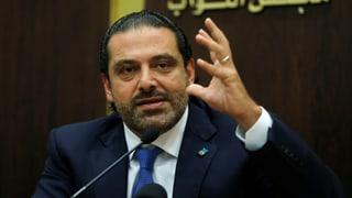Libanons Premier tritt ab – wegen Iran und Hisbollah